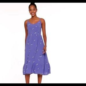 Fit & Flare Cami Midi for women Medium